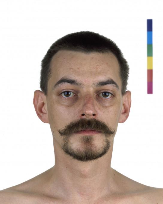 Bojan Salaj: From Colour Transparencies, 1994– 1996.