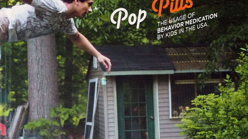 Baptiste Lignel: Pop Pills - The Usage of Behavior Medication by Kids in the U.S.A., Dewi Lewis Publishing, 2016.