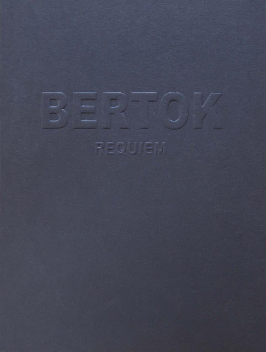 Goran Bertok: Requiem.