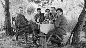 Ivan Petrović: Documents, from the Vitak series, 1999.