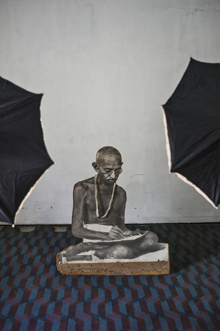 Prince Studio, Bhavnagar, Gujarat, 2016. Photograph courtesy Ketaki Sheth/PHOTOINK.