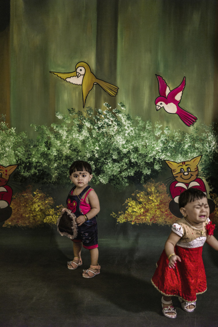 Phototech Studio, Calicut, Kerala, 2016. Photograph courtesy Ketaki Sheth/PHOTOINK.