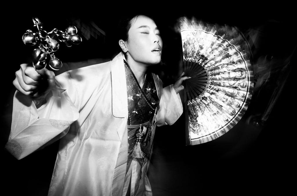 Dirk Schlottmann, Korean Shamanism: Initiation ritual.