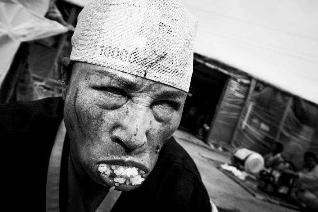 Dirk Schlottmann, Korean Shamanism: Hungry Soldier Ghost.
