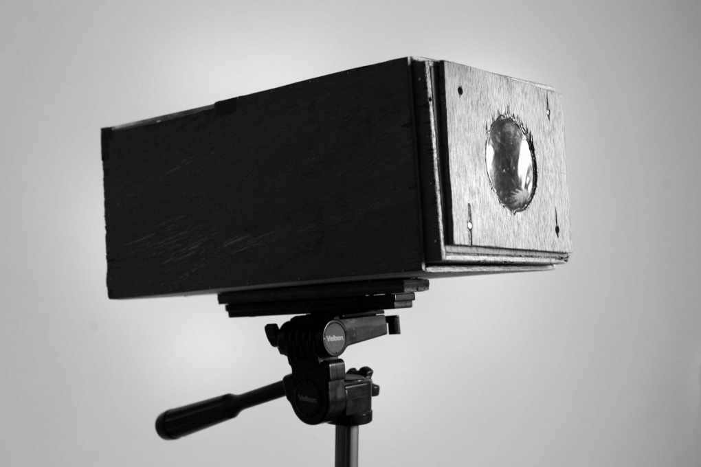 The final camera obscura.