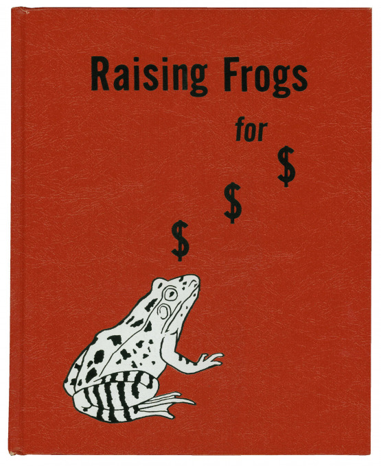 Raising Frogs for $ $ $, 2016.