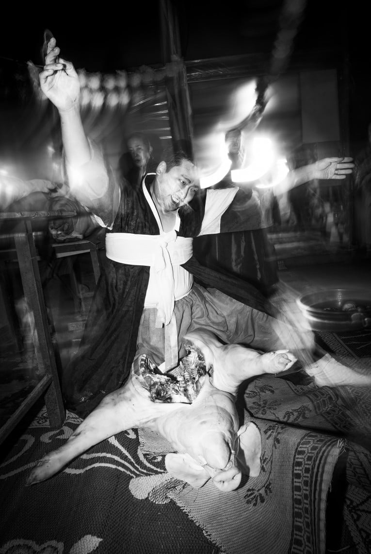 Dirk Schlottmann, Korean Shamanism: Sacrifice.