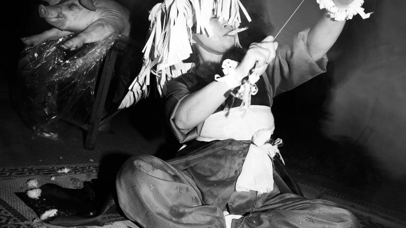 Dirk Schlottmann, Korean Shamanism: Death Messenger.