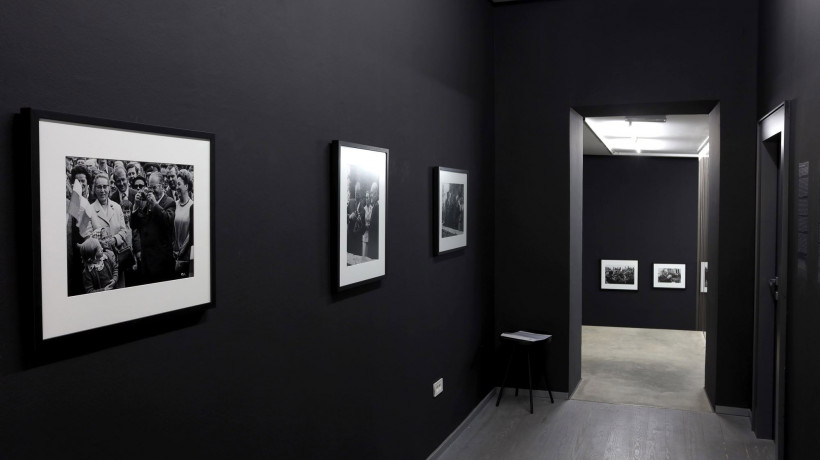 Tito and the Camera exhibition view, Galerija Fotografija, 2020. Courtesy of Galerija Fotografija.